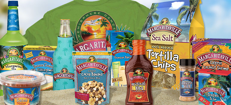 Margaritaville Foods Party Pack