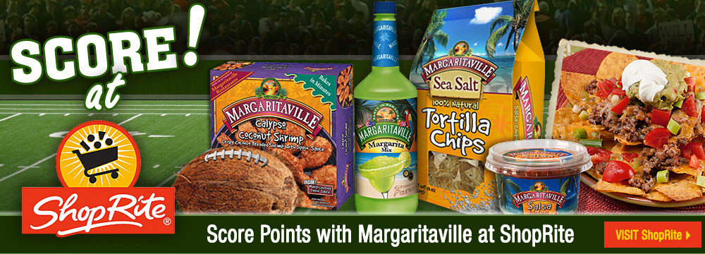 A Taste Of Paradise Now At ShopRite!