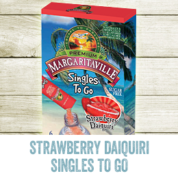 Strawberry Daiquiri Singles To Go